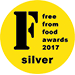 2017 FreeFrom Food Awards - Silver