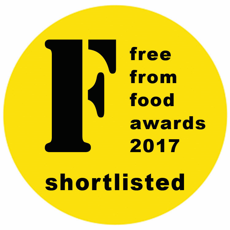 Shortlisted, not once, but twice!