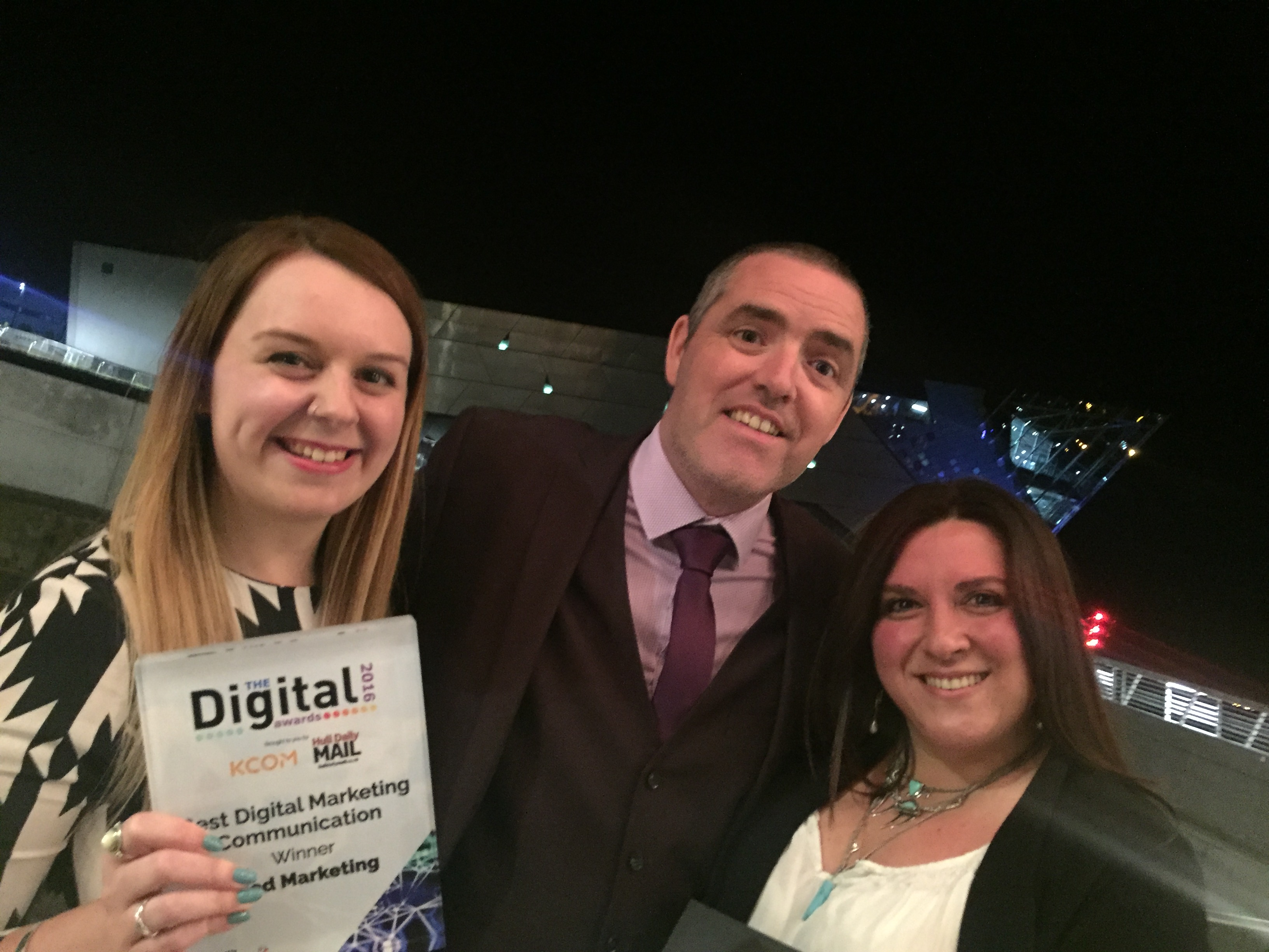 Hull Digital Awards